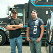 Drivers and Owner Operators
